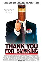 Blog Rankim - Filme Obrigado por Fumar