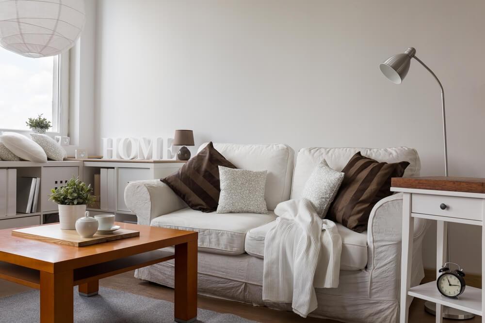 5 dicas de como decorar salas de estar pequenas