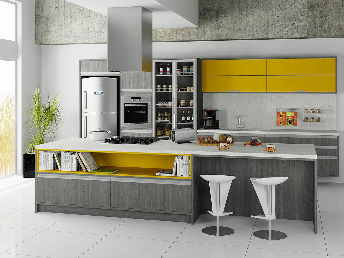 6 Pequenas Reformas Na Cozinha Que Podem Fazer Toda Diferen A Blog