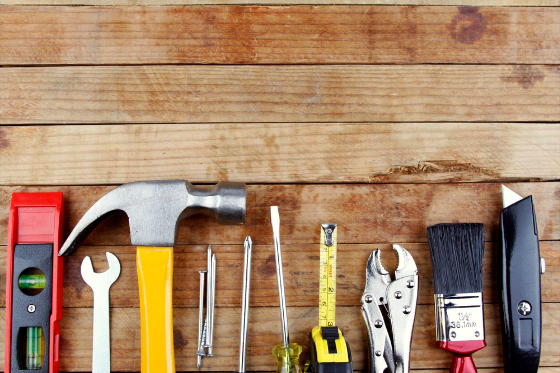 5 maneiras de organizar melhor uma casa em reforma